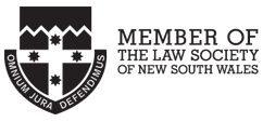 Law Society of NSW Member